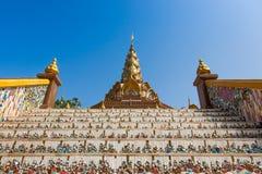 En gammal buddistisk tempel Royaltyfri Foto