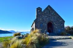 En gammal byggnad på kusten royaltyfri fotografi