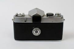 En gammal kamerabaksida Arkivfoton