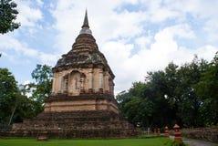 En gammal pagod Arkivfoto