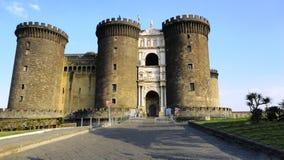 En gammal slott i Italien Royaltyfri Fotografi