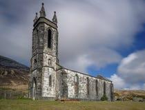 En glömd kyrka royaltyfri bild