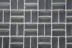 En glasväggbakgrund och texturer Arkivbild