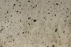 Betongväggen texturerar Arkivfoto