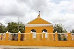 En gul regering Arkivbilder