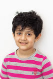 En gullig pojke Fotografering för Bildbyråer