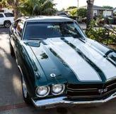 En härlig Chevy SS Chevelle klassiker royaltyfri foto