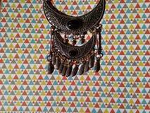 En härlig halsband arkivfoton