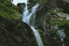 En härlig vattenfall arkivbild