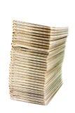 En hög av böcker Royaltyfri Fotografi