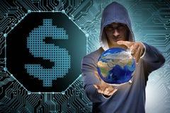 En hackerdataintrånget som packar ihop det finansiella systemet Arkivfoto