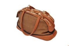 En handväska Royaltyfri Fotografi