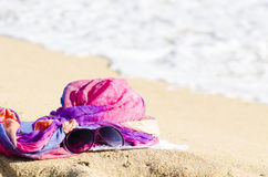 Destinaton Seacoast fotografering för bildbyråer