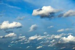 En himmel Arkivfoton