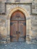 En historisk portal Royaltyfria Bilder