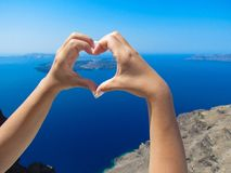 En hjärta för dig Fotografering för Bildbyråer