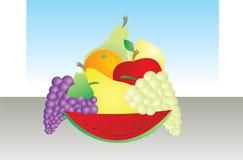 Colorfull frukt Royaltyfri Fotografi