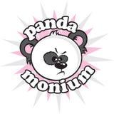 Pandaemonium! Arkivbild