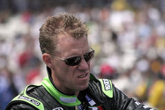 En Indy 500 Pit Crew Member Royaltyfri Bild