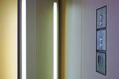 En inre av ett utsmyckat rum fotografering för bildbyråer