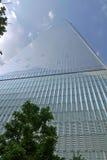 En internationell handel Cente, New York USA Arkivfoton