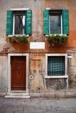 En Italia vieja Foto de archivo libre de regalías