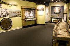 Museum av historia och bransch royaltyfria bilder