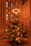 En julgran arkivbilder