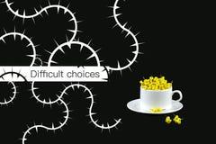 En kaffekopp Royaltyfri Fotografi