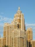 En kallad bostads- byggnad  Royaltyfri Bild