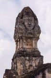 En khmerkonst och kultur i Thailand, Sukhothai Fotografering för Bildbyråer