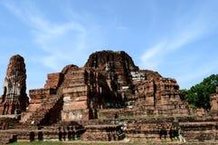 En khmertorn Royaltyfri Fotografi