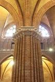 En kolonn eller en abstrakt framsida Royaltyfri Bild
