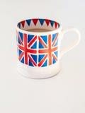 En kopp av engelskt te Arkivfoton