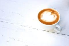 En kopp av kaffe Arkivbild