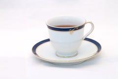 En kopp av tea Arkivbilder