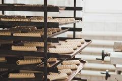En kugge av bröd Fotografering för Bildbyråer