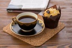 En kupa av kaffe Royaltyfri Bild