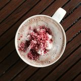 En kupa av kaffe Royaltyfria Foton
