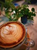 En kupa av kaffe arkivfoton