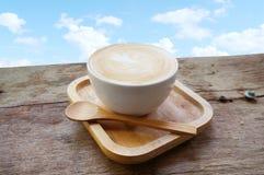 En kupa av kaffe Royaltyfri Fotografi