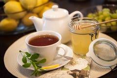 En kupa av tea Royaltyfri Bild
