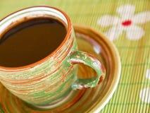 En kupa av turkiskt kaffe Royaltyfri Foto