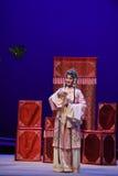 """en kvinna med västra Chamber†för litterär talang-Kunquopera""""the  Royaltyfri Foto"""
