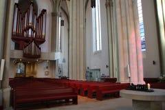 En kyrka Royaltyfri Foto