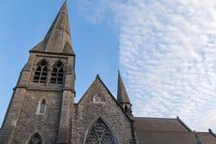 En kyrka i Oxford royaltyfri foto
