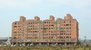 En lägenhet i Taichung Arkivfoto