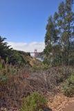 En långväga bro Arkivbilder