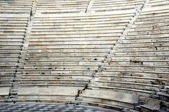 En la acrópolis en Atenas Imagenes de archivo