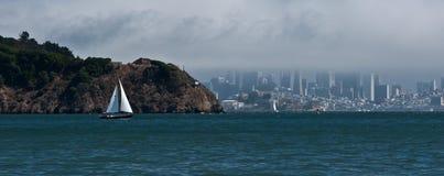 En la bahía Fotos de archivo